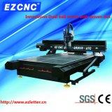 Ezletterの二重球ねじ伝達CNCの切り分けるおよび彫版機械(GR-2030ATC)