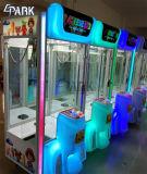 Verrückter Spielzeug-Kran-Münzenausdrücker-Kran-Verkauf-Säulengang-Spiel