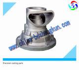 Soupapes de moulage de précision de précision d'acier inoxydable et pièce de cahot