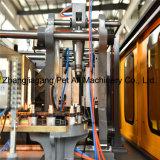 Automático 2 botella de plástico de la cavidad de la máquina de soplado