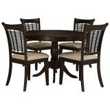 Le restaurant sert de salle à manger Tables et chaises (SR-04)