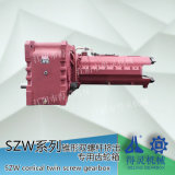 Jiangyin Deling Conical Double Screw Extruder Gaerbox (SZW 시리즈)