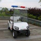 Chariot de golf plié par passagers de 4 portées