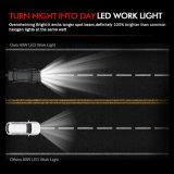 In het groot AutoVerlichting Super Heldere 4.3inch 40W het 5000 LEIDENE van het Lumen Licht van het Werk voor Vrachtwagen