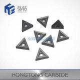 Piezas insertas del CNC del carburo de tungsteno K10