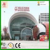 Almacén de acero famoso con la certificación de ISO/BV/Ce/SGS