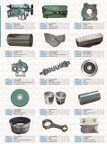 Yutong Bus-ursprüngliche Teil-Kupplung gefahrene Platten-Kupplungs-Platte (Nr. 1601-00447)