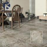 de construcción 60X60 del material del color azulejo gris de la porcelana de la decoración del suelo del resbalón no