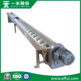 transportador de husillo se aplica a la producción de polvo de yeso