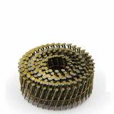 Coprire il chiodo del volume della protezione galvanizzato collegamento del collegare del chiodo della bobina