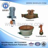R-Тип цех заточки минирование Pulverizer маятника минеральный
