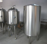 De Apparatuur 1500L van het Bierbrouwen