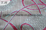 Diseño de Yemen de la tela de Chenille del poliester 100