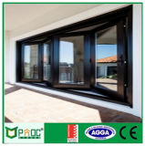 Pnoc080920ls Pnoc Fabrik-faltendes Fenster mit einfachem Entwurf