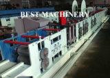 Nouvelle arrivée 70mm tuyau de forme octogonale machine à profiler