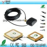 Aktives Auto externe GPS-Antenne magnetisch oder Kabel der Stock-Montage-1575.42MHz Rg174 3m/5m mit SMA 90 Winkel-Verbinder GPS-Antenne