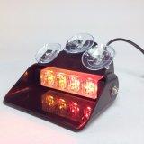 LED 4 W Tir Visor de lumière pour pare-brise de voiture