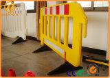 Barrière de sécurité routière en plastique de l'Escrime Barricade pour le trafic de la sécurité
