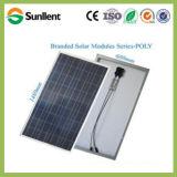 235W 태양 에너지 시스템 Prcie Molycrystalline 태양 전지판
