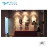 Teto Soundproof decorativo interior amigável da fibra de poliéster de Eco para o hospital