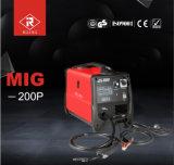 Máquina de solda MIG com certificado CE (MIG-175P/195SP/200P)