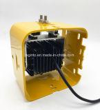 Indicatore luminoso duro del lavoro di estrazione mineraria dell'inondazione LED del quadrato 60W di configurazione (GT24001-60W)