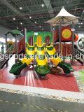 아이 실행 학교에 의하여 사용되는 옥외 운동장 장비