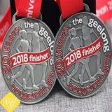 Commerce de gros Prix Ruban personnalisé d'un insigne le sport de l'exécution des médailles