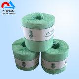 Réutiliser la pulpe papier de soie de soie de rouleau de papier hygiénique de 1 pli