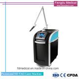 Cer anerkannter 532nm 1064nm Q-Schalter Nd YAG Laser-Picosekunde-Laser