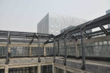 다중 이야기 부 건물을%s 간단한과 경제 빛 강철 구조물