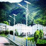 Luz de rua solar brilhante super do diodo emissor de luz do projeto 30W
