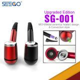 De Rookloze Rokende Pijpen van uitstekende kwaliteit Seego SG-001 Elektrische e-Pijpen