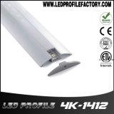 4141 Шагающего Напольный светодиодный индикатор алюминиевый профиль