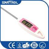Precio al por mayor para el termómetro de cocinar del LCD Digital