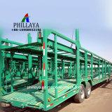 Rimorchio di trasporto dell'automobile utilizzato Company del camion di rimorchio dell'Automobile-SUV di Logistica semi