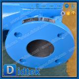 Valvola a rubinetto a tre vie del manicotto dell'entrata laterale di Didtek