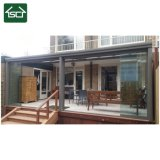 Durable Aluminum Frame New Design Balcony Roof and Cover Terrace