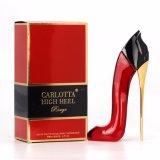 高いよい女の子の100mlおよび25mlよいにおいのための贅沢なハイヒール(Gのoodの女の子)の元のにおいの靴の香水及びびんかかとボディローションのシャワーのゲルの小型香水Powd