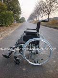 Quick Release, fauteuil roulant en aluminium à revêtement poudré