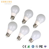 5With7With9W Aluminum+Plastic A60 LEDの球根