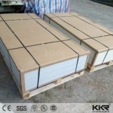 Materiais de construção as folhas de superfície sólida de acrílico puro