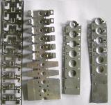 Morir progresivo profesional electrodomésticos pieza de aluminio o acero inoxidable estampación metálica
