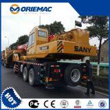 100ton 기중기 트럭 Sany 이동할 수 있는 트럭 기중기 Stc1000