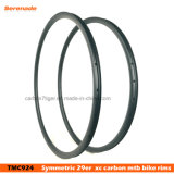 Chinese Rims fill carbon fiber MTB 29 Xc Riding 24 mm of Width Hookless Design 28h