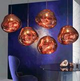 De moderne Verlichting van de Tegenhanger van de Decoratie van de Kunst (9305P-koper)