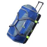 19 بوصة عمل الحاسوب المحمول [دوفّل] حقيبة مدرسة سفر يدحرج/تقدم/حامل متحرّك حقيبة