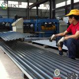 Galvanzied runzelte Metallblatt für Dach-Panel