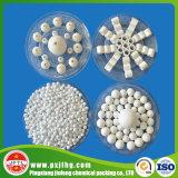 3, 6, 12, 19, 25, 38, sfere di ceramica dell'allumina inerte di 50mm