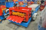 Roulis de tuile glacé par toit de plissement formant la machine pour l'atelier industriel